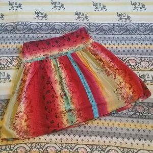 Beautiful Boho Gypsy cotton skirt